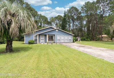 St Augustine, FL home for sale located at 6840 E Seacove Ave Ave, St Augustine, FL 32086