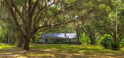 Bryceville, FL home for sale located at 3578 Hamp Hicks Rd, Bryceville, FL 32009