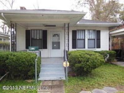 3334 Mayflower St, Jacksonville, FL 32205 - #: 1128428