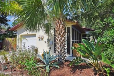 44 Atlantic Ave, St Augustine, FL 32084 - #: 1130501