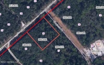 Satsuma, FL home for sale located at  0 Chamberlain Rd, Satsuma, FL 32189