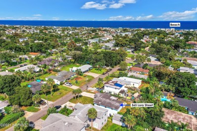 565 Lora St, Neptune Beach, FL 32266 - #: 1132017