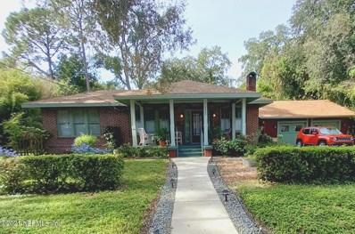 1222 Ingleside Ave, Jacksonville, FL 32205 - #: 1132353
