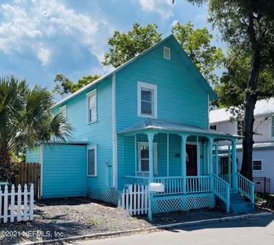24 S Leonardi St, St Augustine, FL 32084 - #: 1132999