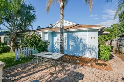 830 Hibiscus St, Atlantic Beach, FL 32233 - #: 1133016