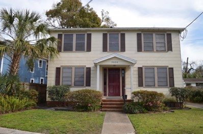 Jacksonville, FL home for sale located at 2834 Downing St UNIT 3, Jacksonville, FL 32205