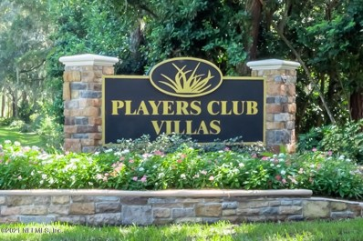 25 Players Club Villas Rd, Ponte Vedra Beach, FL 32082 - #: 1133333