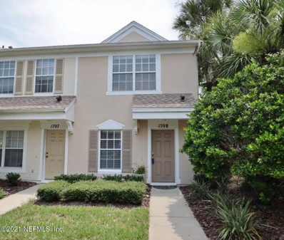 Jacksonville, FL home for sale located at 8230 Dames Point Crossing Blvd UNIT 1708, Jacksonville, FL 32277