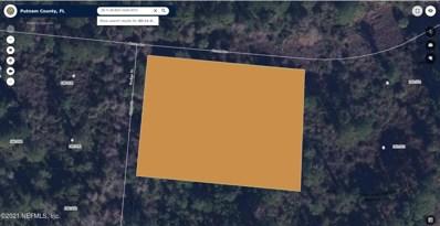 Satsuma, FL home for sale located at  0 Hodge St, Satsuma, FL 32189