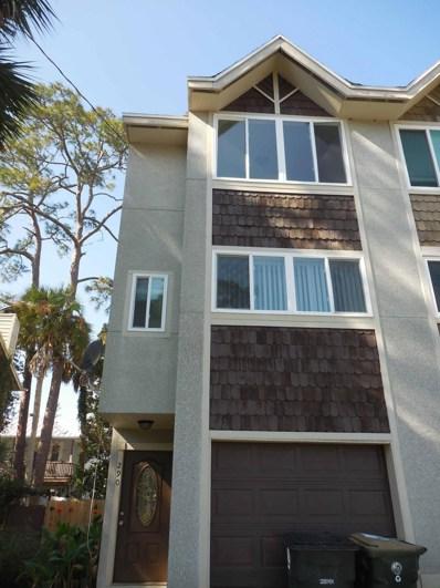 Atlantic Beach, FL home for sale located at 290 Poinsettia St, Atlantic Beach, FL 32233