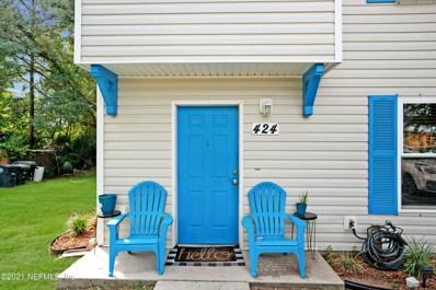 424 Dutton Island Rd W, Atlantic Beach, FL 32233 - #: 1135648