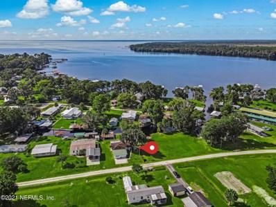 121 S Lake George Dr, Georgetown, FL 32139 - #: 1135858
