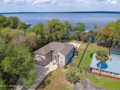 East Palatka, FL home for sale located at 100 Riverview Dr, East Palatka, FL 32131