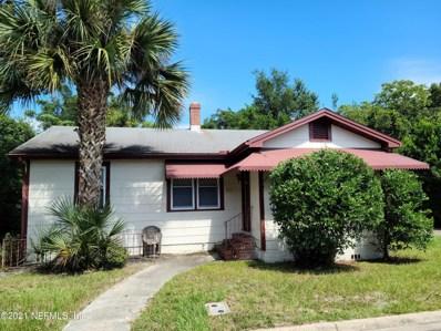 515 E 60TH St, Jacksonville, FL 32208 - #: 1136718