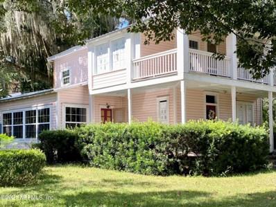411 Palmetto Ave S, Green Cove Springs, FL 32043 - #: 1137444