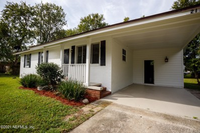 211 Highland Ave, Green Cove Springs, FL 32043 - #: 1137527