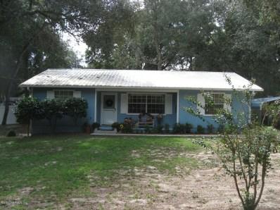 231 Garden St, Keystone Heights, FL 32656 - MLS#: 598093