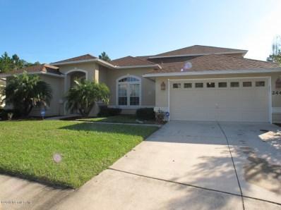 2441 Pinehurst Ln, Fleming Island, FL 32003 - MLS#: 601410