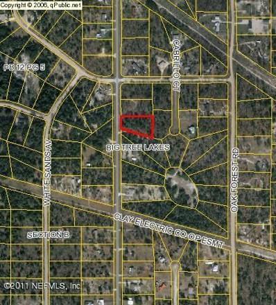 7653 Silver Sands Rd, Keystone Heights, FL 32656 - #: 770922