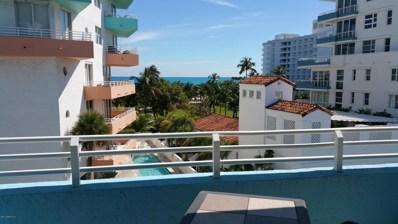 Miami Beach, FL home for sale located at 225 Collins Ave UNIT 5J, Miami Beach, FL 33139