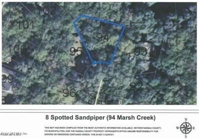 8 Spotted Sandpiper, Fernandina Beach, FL 32034 - #: 800040