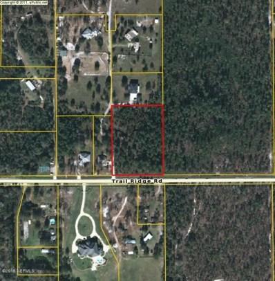 0 Trail Ridge Rd, Middleburg, FL 32068 - #: 800812