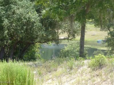 7165 State Road 21, Keystone Heights, FL 32656 - #: 810977