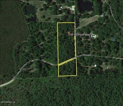 Lake City, FL home for sale located at 100 NE Pikes Way, Lake City, FL 32055