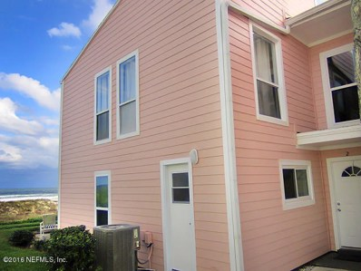 6300 A1A South UNIT B-1 2TH, St Augustine, FL 32080 - #: 843919
