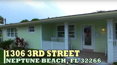 1306 3RD St, Neptune Beach, FL 32266 - #: 869626