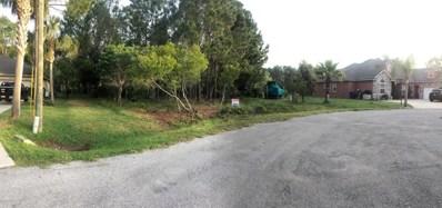 6953 Cypress Spring Ct, St Augustine, FL 32086 - #: 882297
