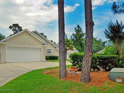 952 Irma Way, St Augustine, FL 32086 - #: 883494