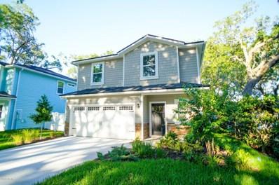 4059 Palm Way, Jacksonville Beach, FL 32250 - #: 884227