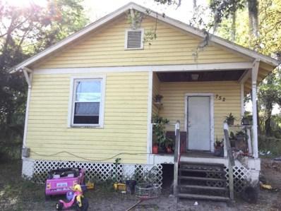 752 Ashford St, Jacksonville, FL 32208 - #: 884429