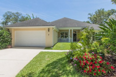 7 Magnolia Dunes Cir, St Augustine, FL 32080 - #: 885775
