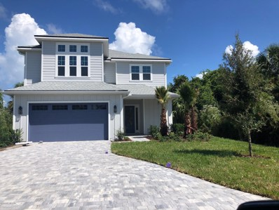 110 8TH St, St Augustine Beach, FL 32080 - #: 887101