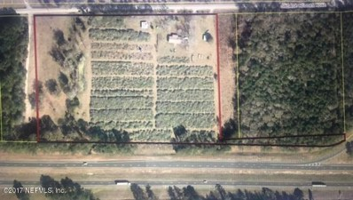 Macclenny, FL home for sale located at 5464 George Hodges Rd, Macclenny, FL 32063