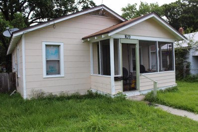 1639 W 16TH St, Jacksonville, FL 32209 - #: 887319