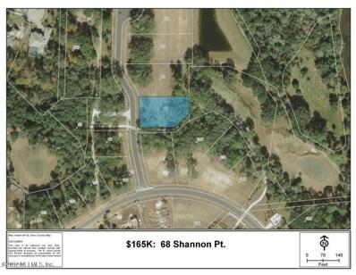 68 Shannon Point, St Augustine, FL 32095 - #: 890467