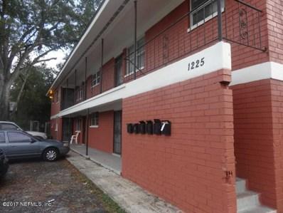 1225 Harrison St, Jacksonville, FL 32206 - #: 891596