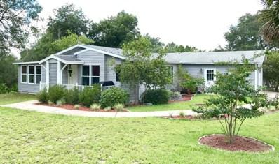 205 Oak Ridge Dr, Welaka, FL 32193 - #: 892503