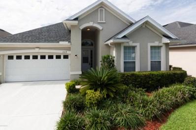 117 St Andrews Pl Dr, St Augustine, FL 32092 - #: 892717