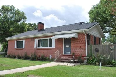 4756 Yerkes St, Jacksonville, FL 32205 - #: 895004
