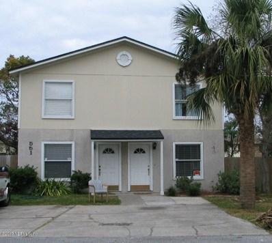 549 6TH Ave S, Jacksonville Beach, FL 32250 - #: 896309