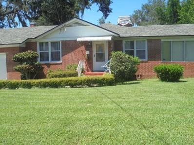 433 W 70TH St, Jacksonville, FL 32208 - #: 896416
