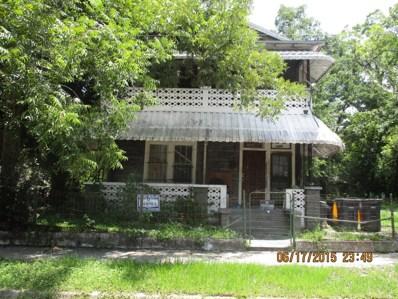 1663-1665 Tyler St, Jacksonville, FL 32209 - #: 897230
