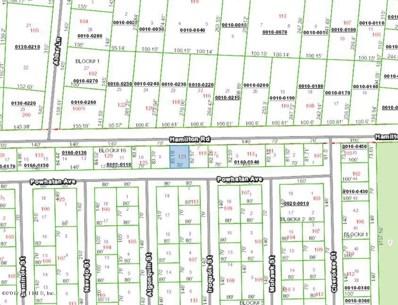 121 Hamilton Rd, Satsuma, FL 32189 - MLS#: 897420