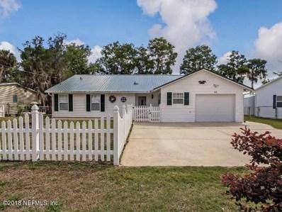 115 Lake George Dr, Georgetown, FL 32139 - MLS#: 898191