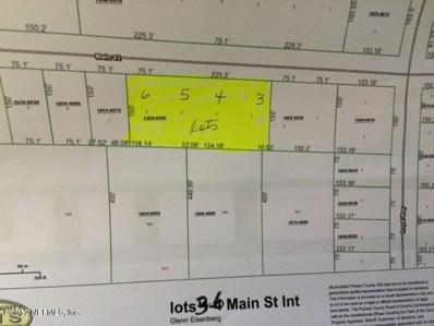 1307 Main St, Interlachen, FL 32148 - #: 898301