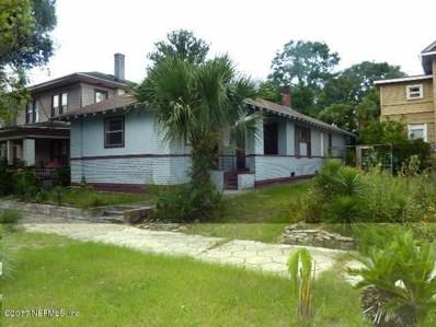 1544 Perry St, Jacksonville, FL 32206 - #: 898523